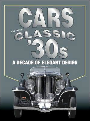 Cars of the Classic 30s