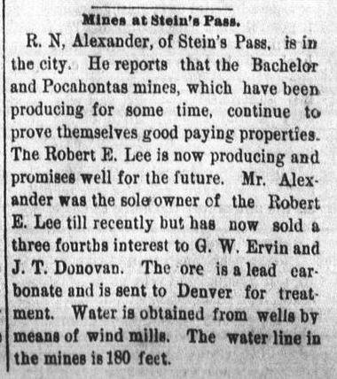 1888 07-17 GWE in ElPasoTimes p1b